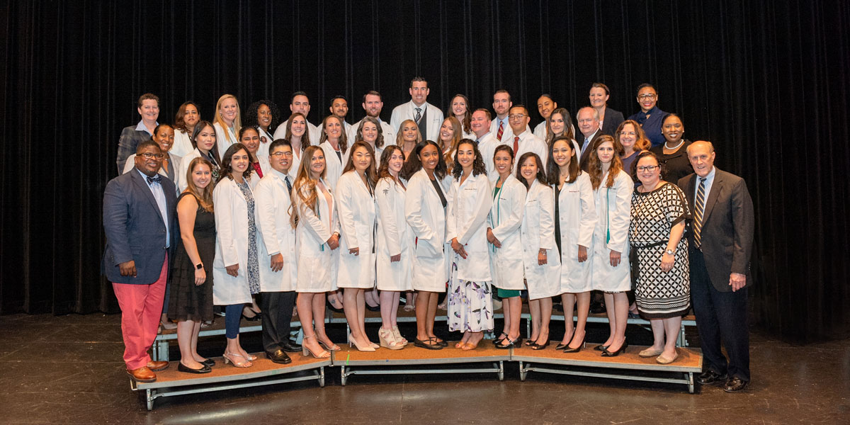 Class of 2019 Collaborative Physician Assistant Graduation