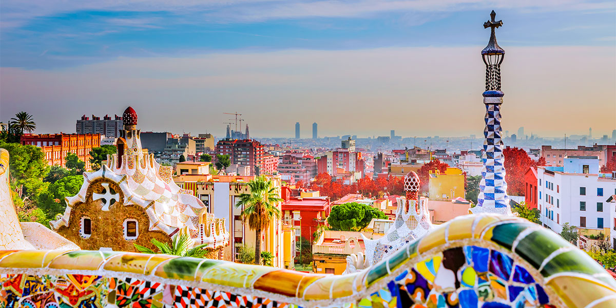 Image of Barcelona for Architecture Travel Study
