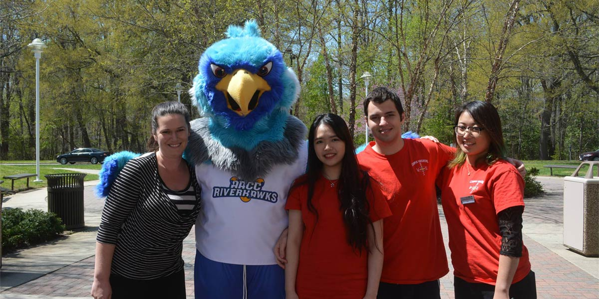 Swoop with AACC Ambassador Students