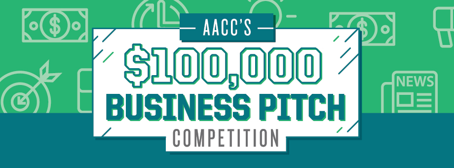 AACC's $100,000 Business Pitch Competition