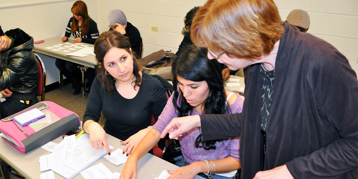 ESL Teacher Training - Anne Arundel Community College